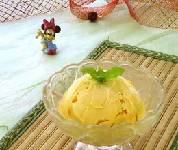 芒果冰激凌