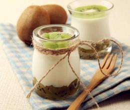 猕猴桃香草酸奶