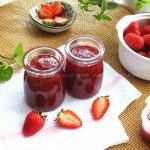 自制零添加草莓果酱