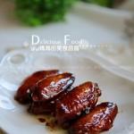 微波蚝油鸡翅(9分钟微波炉菜谱)