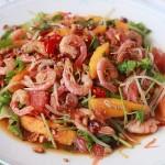 泰式芒果蝦沙拉