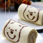 维尼蛋糕卷(甜品点心)
