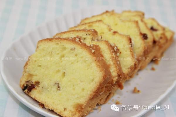 水果磅蛋糕