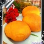 黄金芝士果脯小餐包(早餐菜谱)