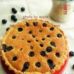 法式蓝莓塔(甜品点心)