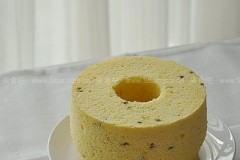 百香果戚风奶油蛋糕