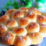 椰香小餐包(早餐菜谱)