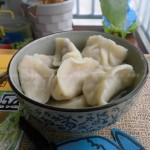 自制手工饺子(早餐菜谱)