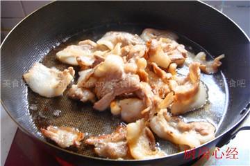 铁锅盐煎肉