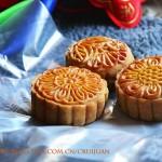 广式椰蓉月饼(中秋美食)