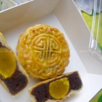 蛋黄月饼(中秋美食)