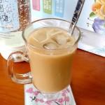 咖啡苏打汽水