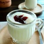 自制酸奶(面包机菜谱)