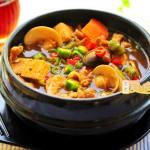 韩式秋葵大酱汤