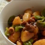土豆炖牛筋