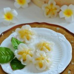 水晶奶黄包(早餐菜谱)