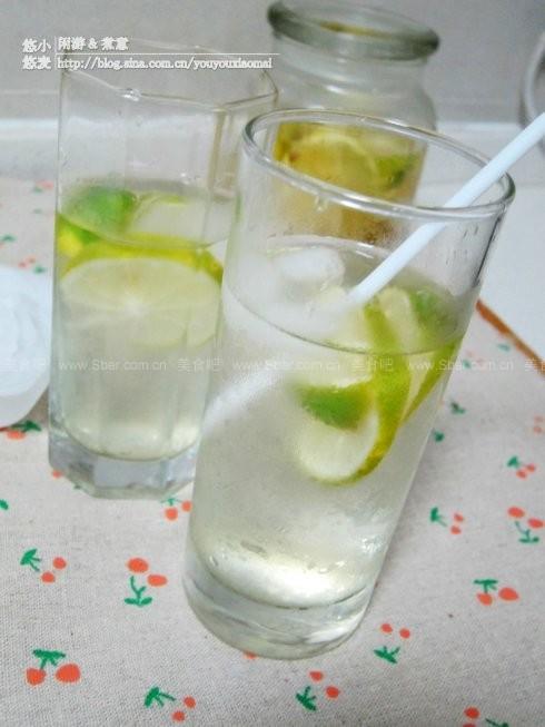 柠檬蜜有机醋饮