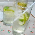 柠檬蜜有机醋饮(夏日最佳美白减肥饮品)
