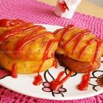 芝心土豆可乐饼