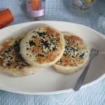 胡萝卜猪肉馅饼(早餐菜谱)