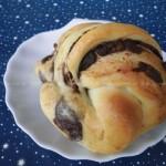 豆沙面包卷(早餐菜譜)