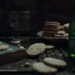 罗勒饼干(甜品点心)