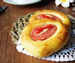 仿鲍鱼面包