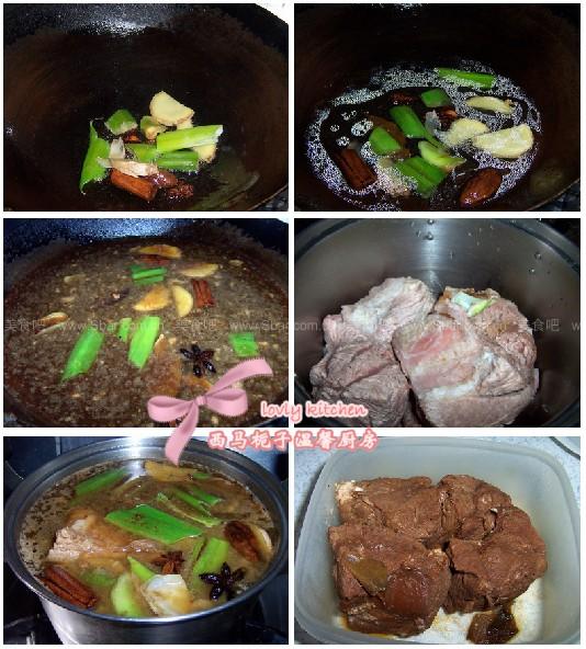 老汤卤牛肉