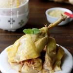 海南雞飯(清蒸菜)