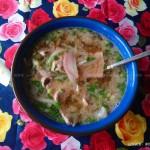 猪肝汤(补血明目)