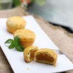 法式凤梨月饼(中秋美食)