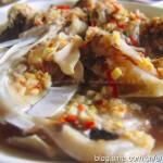 蒜蓉鱼头(快手宴客菜)