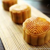 自制低糖低油健康的广式月饼