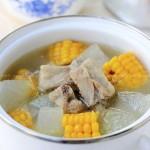 冬瓜玉米排骨汤(预防秋燥的清热润肺靓汤)
