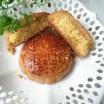 椰蓉月饼(中秋美食)
