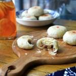 苏式鲜肉月饼(中秋传统月饼)