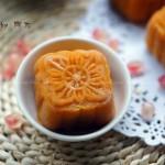 枸杞冰皮月饼(中秋美食)