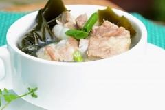 海带仔排汤