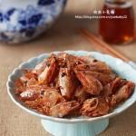 熬虾油(椒盐虾头)