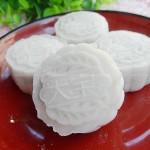 豆沙冰皮月餅(中秋傳統月餅)