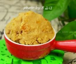 金沙奶黄月饼馅