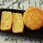 金沙奶黄月饼(枧水的做法)