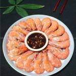 清蒸虾(清蒸菜)