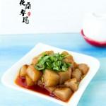 香辣魔芋豆腐
