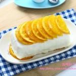 香橙磅蛋糕(甜品点心)