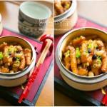 豆豉粉蒸凤爪(清蒸菜)