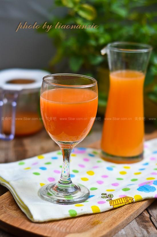 胡萝卜复合果汁
