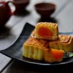 南洋风味椰香月饼(中秋美食)