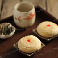 云南玫瑰花酥饼