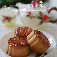 纯手工广式五仁月饼
